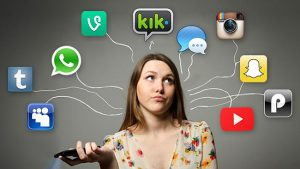 teens and apps