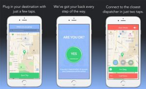 companion personal safety app
