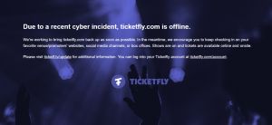 ticketfly data exposed