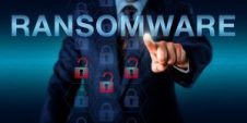 Ransomware cybersecurity technology security cyber protection