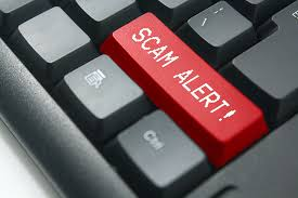 scam alert cybersecurity education newsletter blog inform information