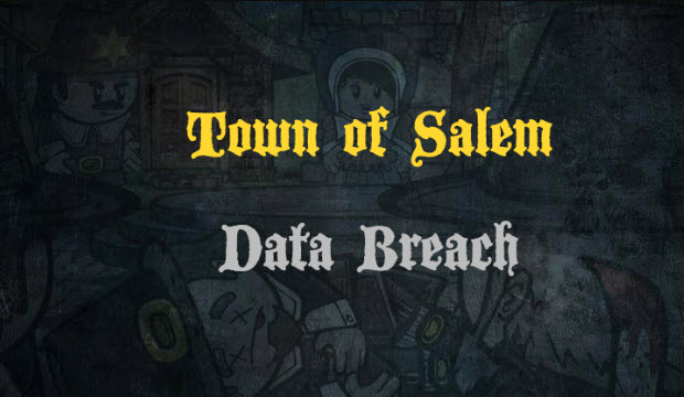 Town of Salem Gamer Cybersecurity
