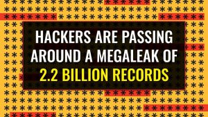 megaleak cybersecurity awareness training data breach exposed compromised information