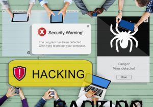 small business attacked medium cybersecurity training ransomware phishing malware bots hacked computer security