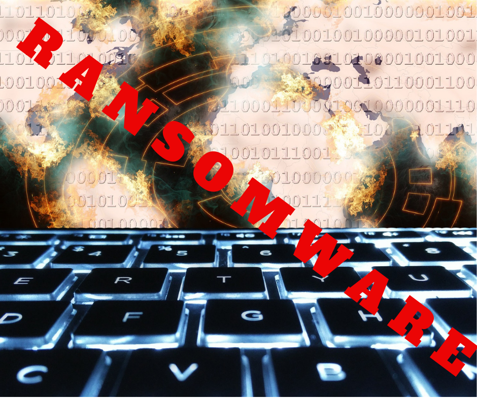 ransomware cybersecurity security awareness training