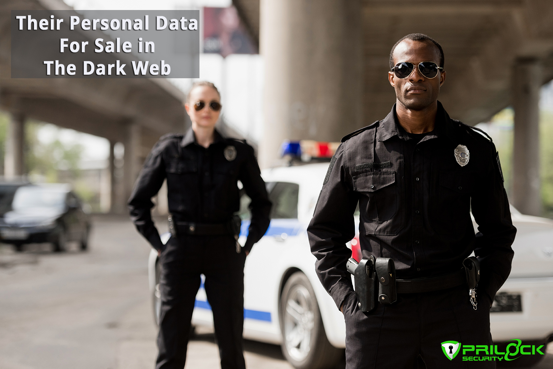 Prilock police FBI agent data breach exposed compromised data identity theft pii iot gdpr protect and serve cybersecurity secure security awareness training dark web