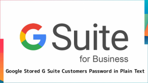 gsuite google g suite cybersecurity infosec security awareness training phish data privacy password