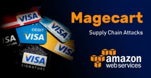 magecart amazon hacker data breach website compromise security awareness training cybersecurity attack