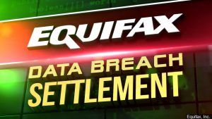 Equifax data breach settlement security awareness training iot gdpr business family friends scam alert