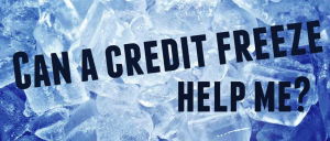 Security Freeze on Credit