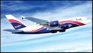 arik air security breach