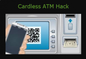 Cardless ATM Hack Security Prilock Bank