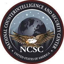 National Counterintelligence and Security Center cybersecurity security ncsc