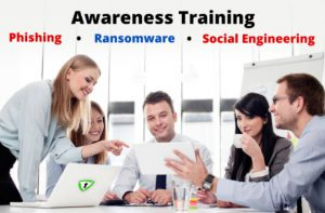 Prilock Security Awareness Training Cybersecurity Phish attack ransomware social engineering