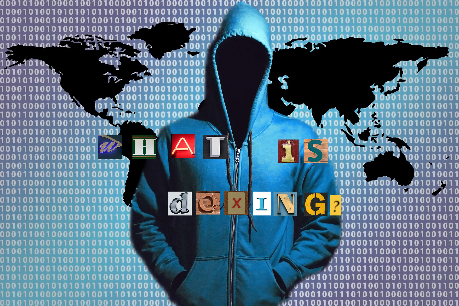 hacker doxing cybersecurity security awareness training phish prevention scam identity protection secure your digital life