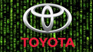 Toyota cyber attack data breach security news training alert cybersecurity awareness california