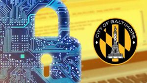 Baltimore ransomware hack attack robbinhood money ransom password backup files data privacy city extortion