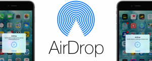 airdrop apple user iphone security awareness training cybersecurity news infosec phish iot gdpr